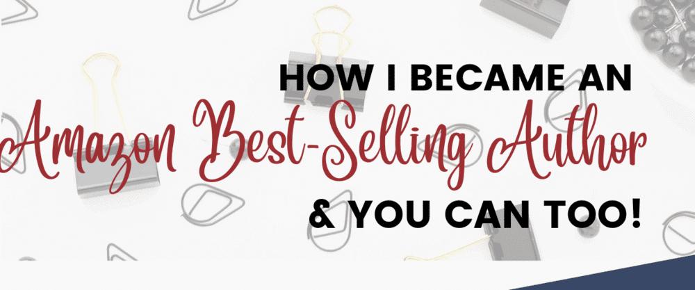 best selling Amazon author
