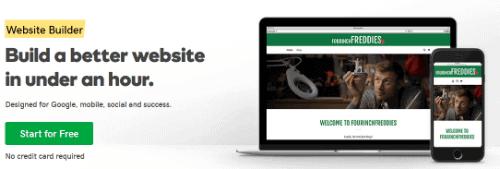 GoDaddy Website Builder-The Most Popular Website Builders