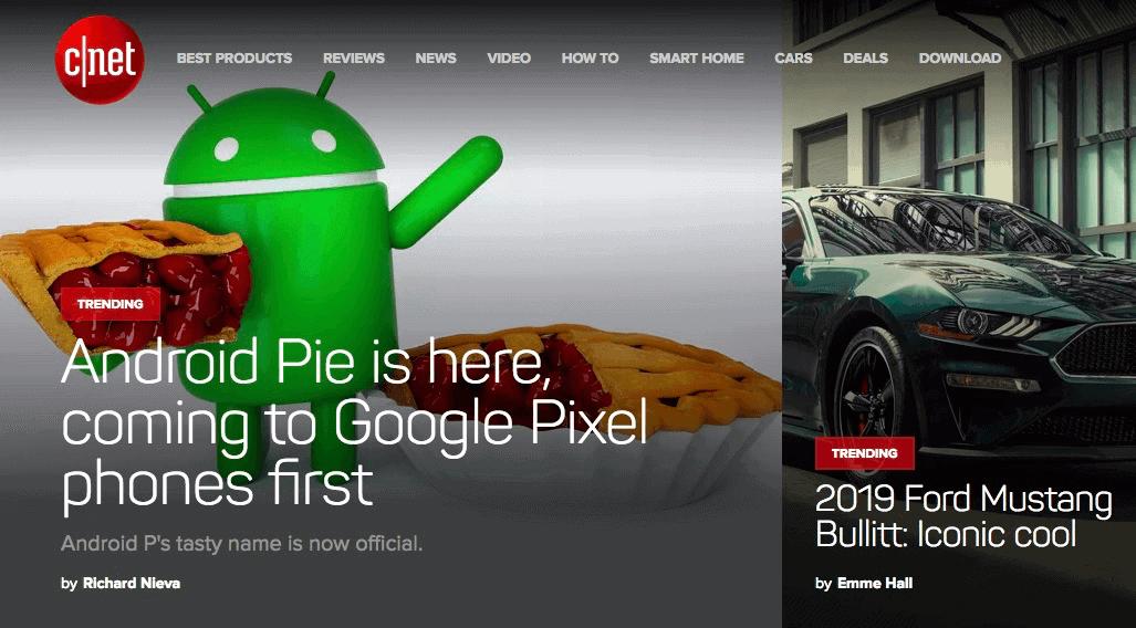The 12 Best Tech Blogs: CNET