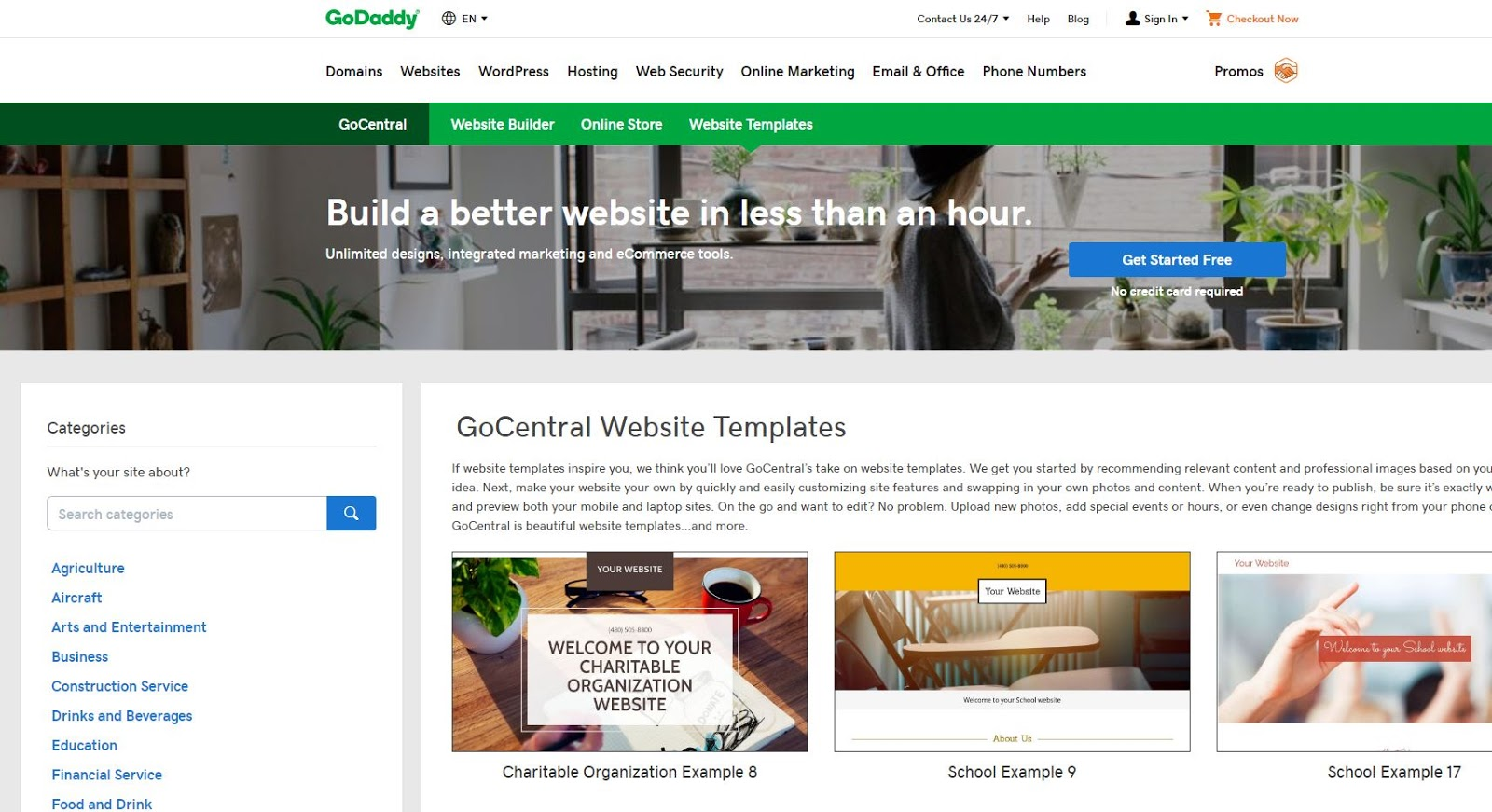 Squarespace vs godaddy a bloggers guide to the best website builder squarespace vs godaddy gocentral a bloggers guide to the best website builder godaddy gocentral maxwellsz