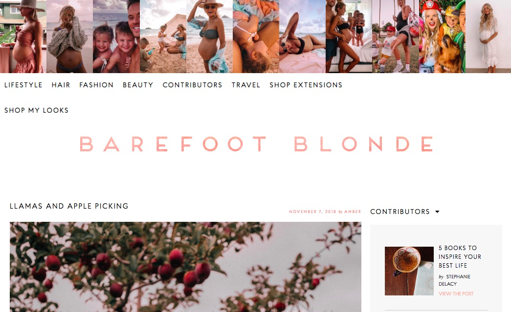 The 14 Best Lifestyle Blogs to Follow for Inspiration - Barefoot Blonde