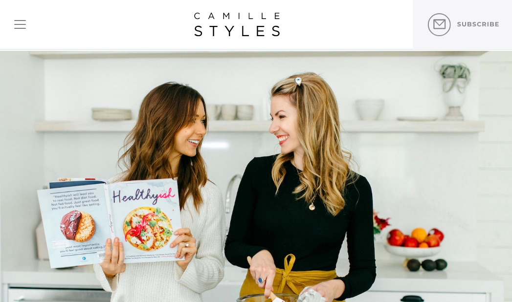 The 14 Best Lifestyle Blogs to Follow for Inspiration - Camille Styles