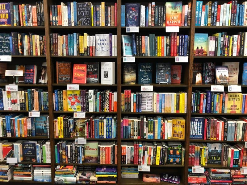 bookstore travel blog posts